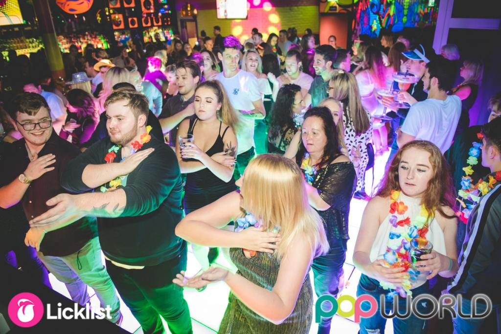 Macarena at Popworld Chelmsford