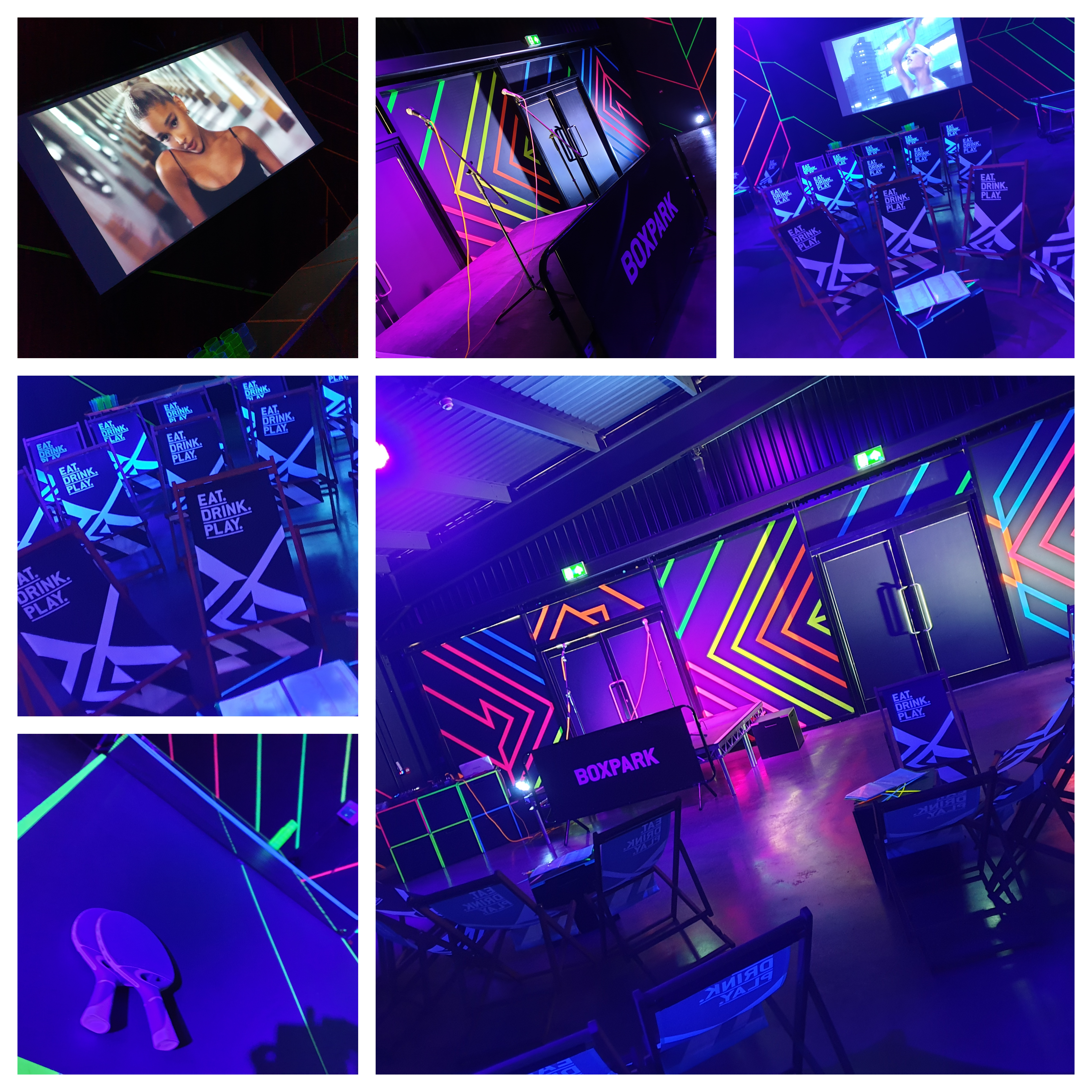 Glow Karaoke anyone?