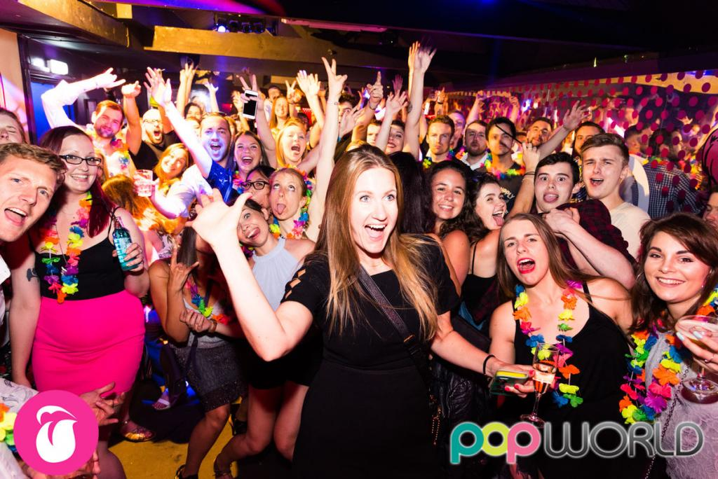 The Popworld Whole Dancefloor Photo