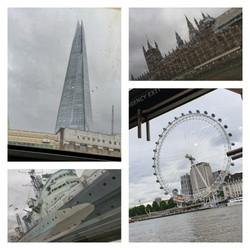 DJ'ing on the Thames