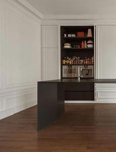 Sleek Invisible Kitchen