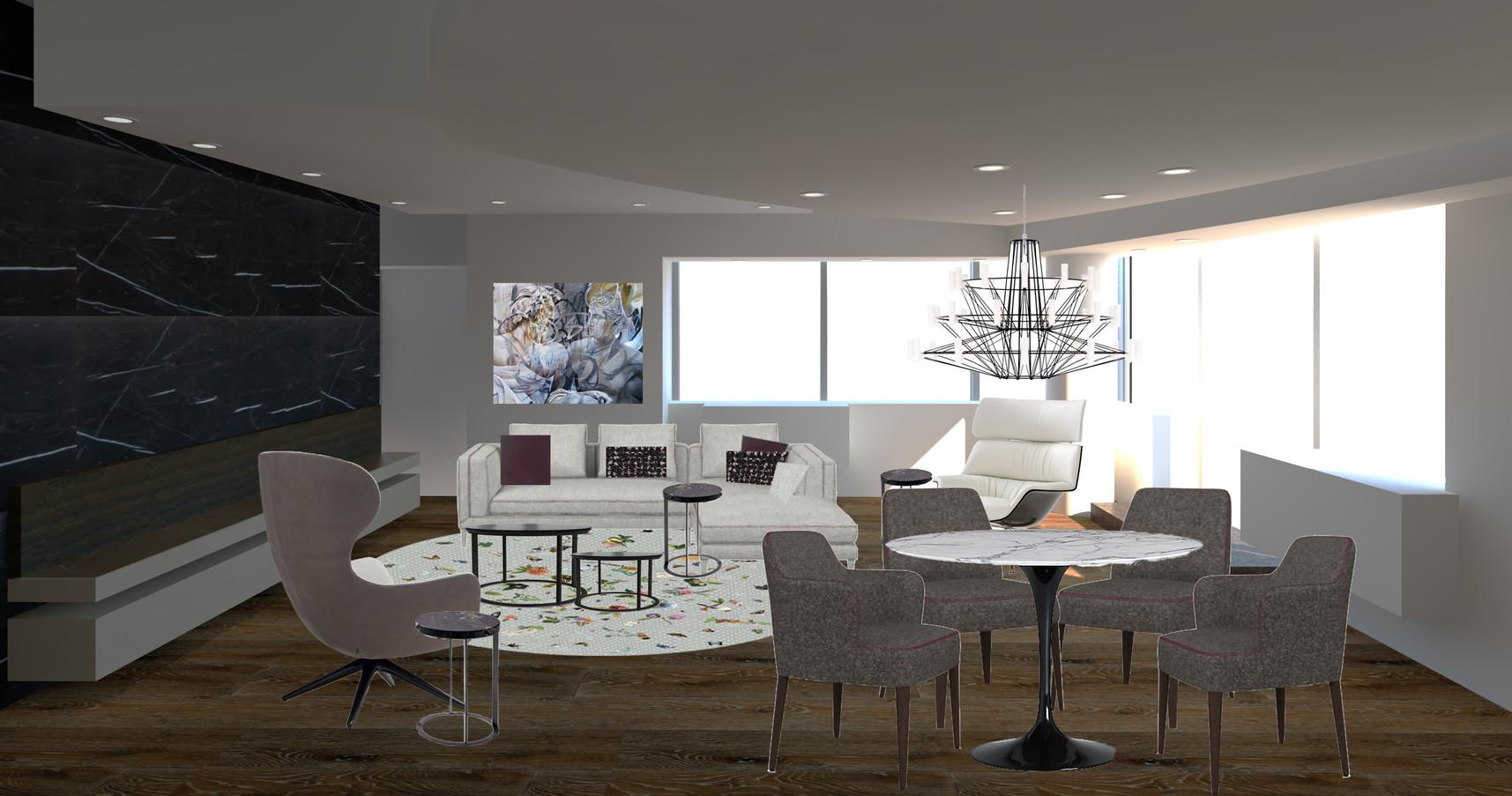 Living Room Option 1