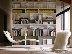 How To Style Sophisticated Shelves