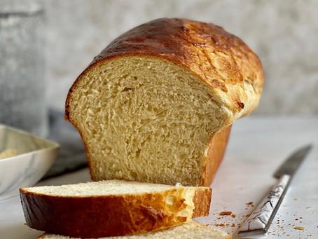 לחם חלב מושלם