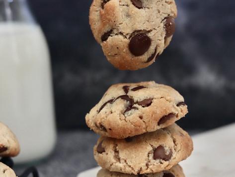 עוגיות שוקולד צ'יפס מושלמות לפסח