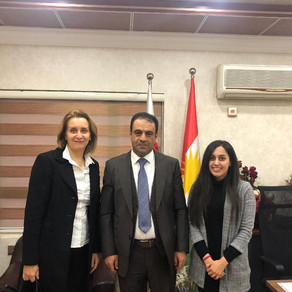 Meeting with the Director General