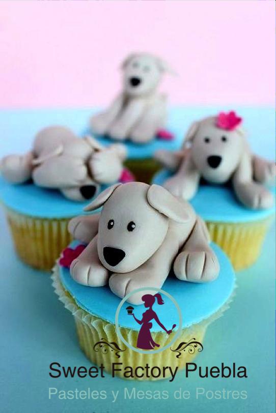 Cupcakes comunión/bautizo