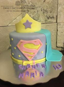 Pastel Super Girl