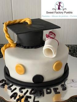 Pastel Graduación