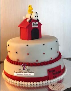 Pastel Snoopy