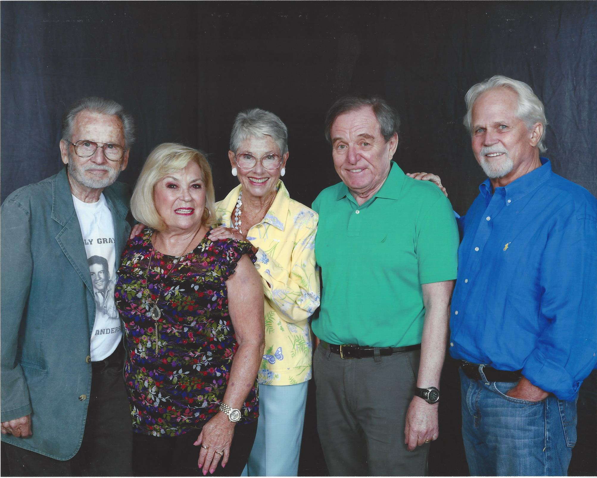Cast of Father Knows Best and Leave It to Beaver  7-9-2017 with