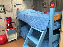 Boys Bed Room 3 Brady Bunch 5-23-2019
