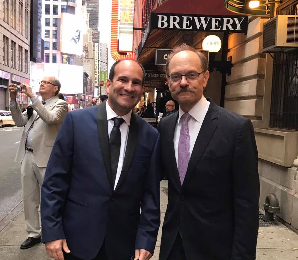 David Hyde Pierce 6-4-2017