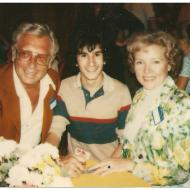 Betty White and Allan Ludden