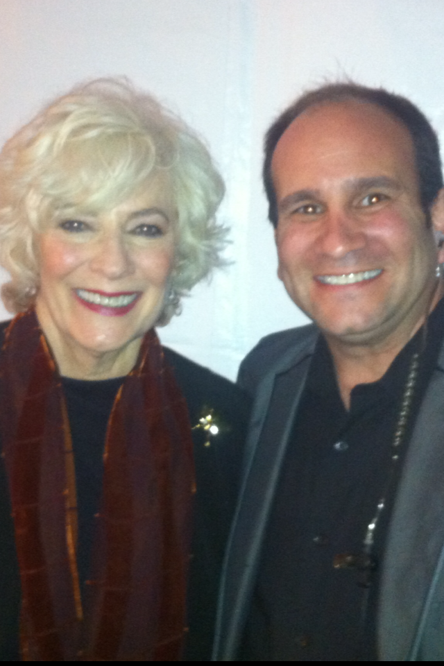 Betty Buckley 12-2-2012