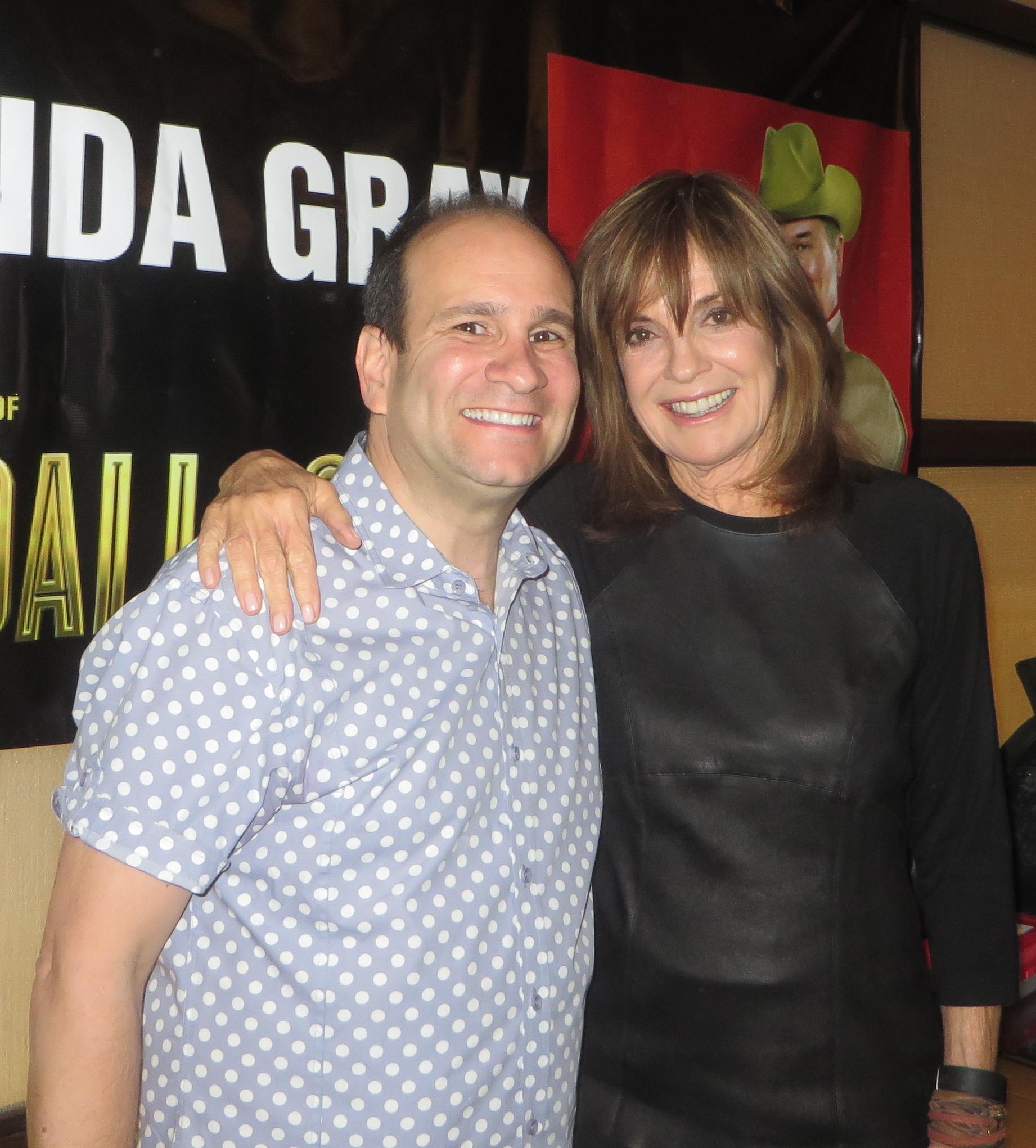 Linda Gray 10-31-2015