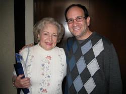 Betty White 11-15-2009