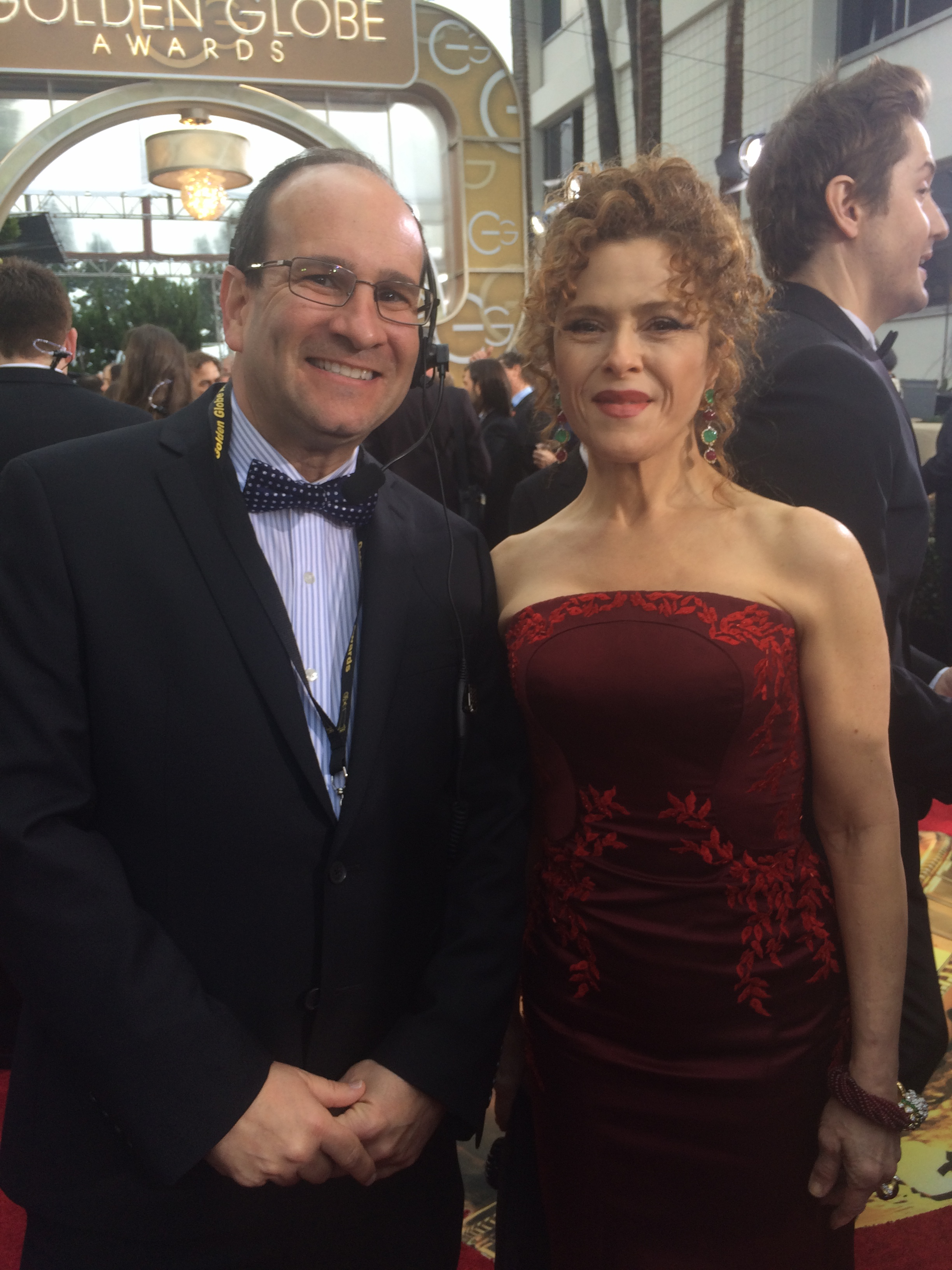 Bernadette Peters 1-10-2016