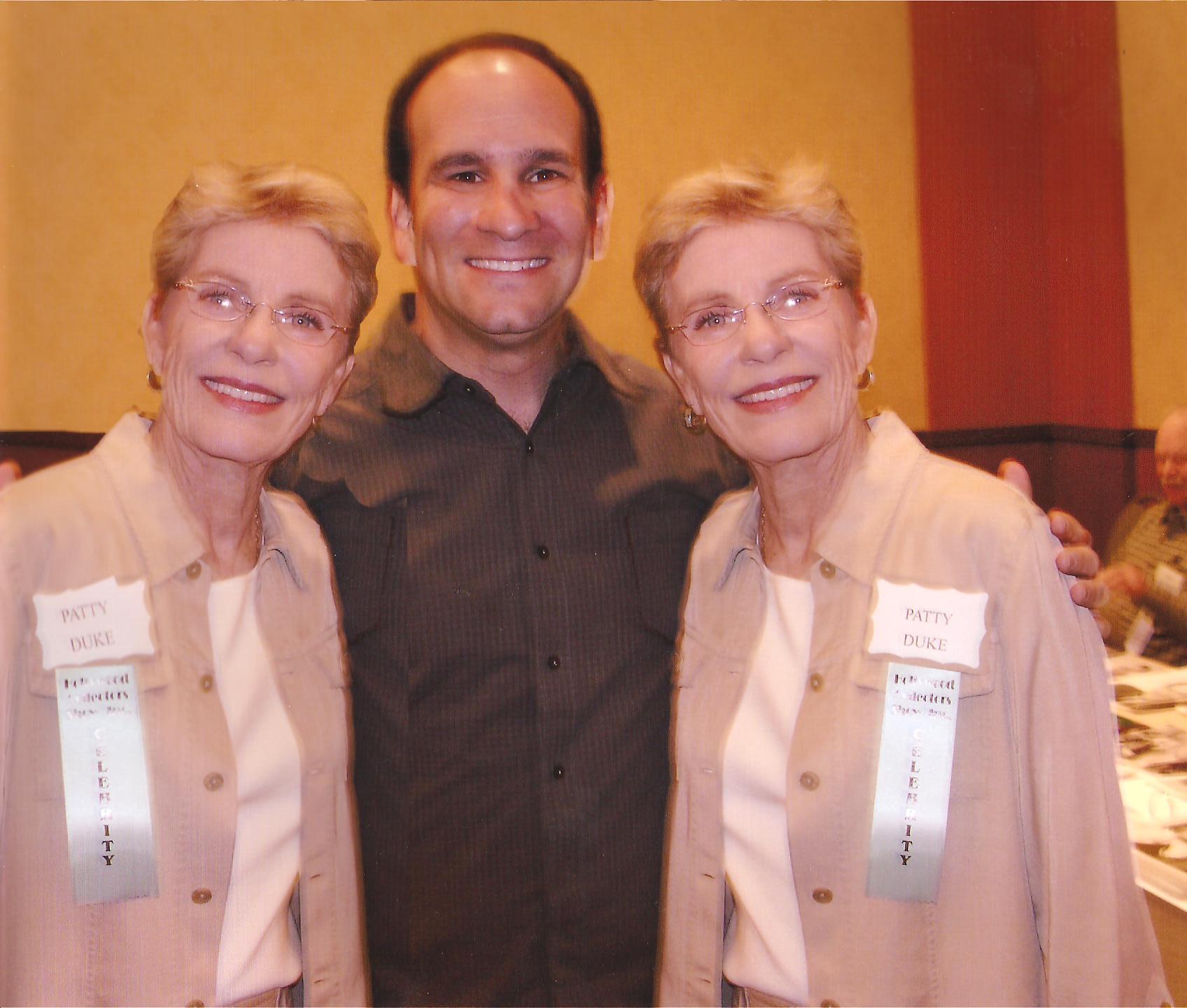 Patty Duke & Cathy 4-25-2008