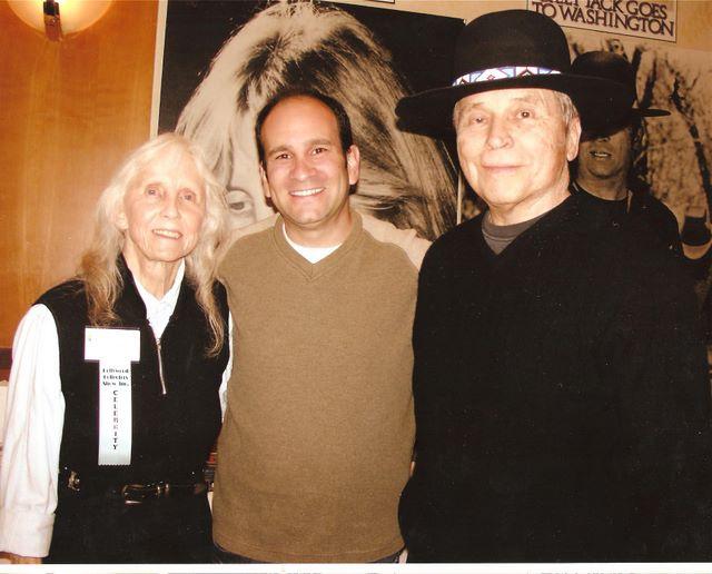 Tom Laughlin & Delores Taylor