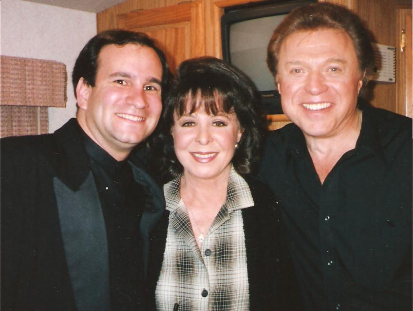 Steve Lawrence and Eydie Gorme