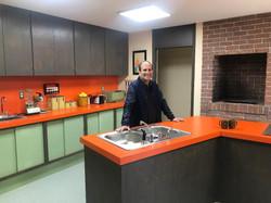 me in kitchen Brady Bunch 5-23-2019