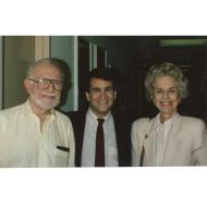 Bob Carroll and Madelyn Pugh Davis