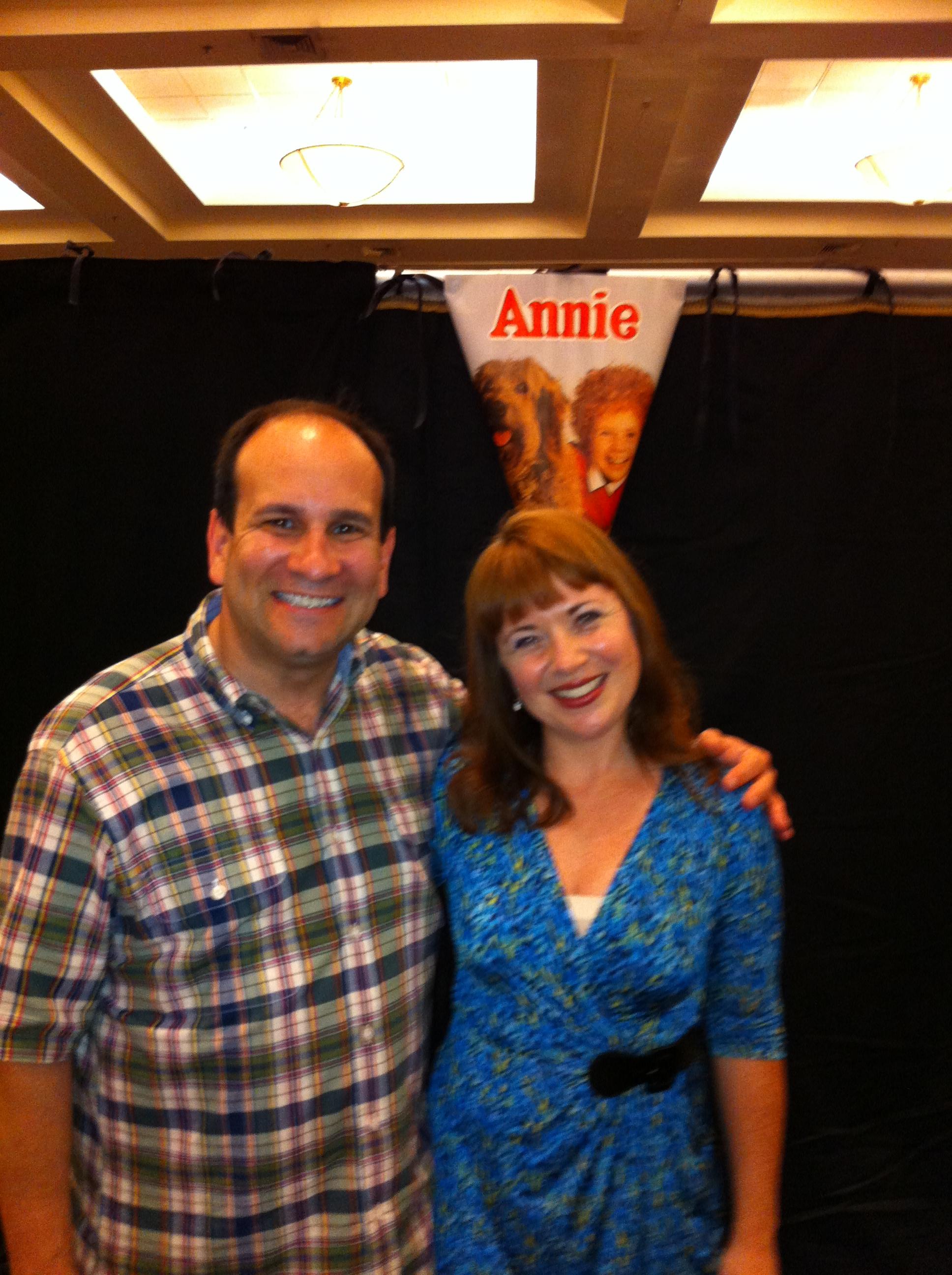Aileen Quinn 4-21-2012