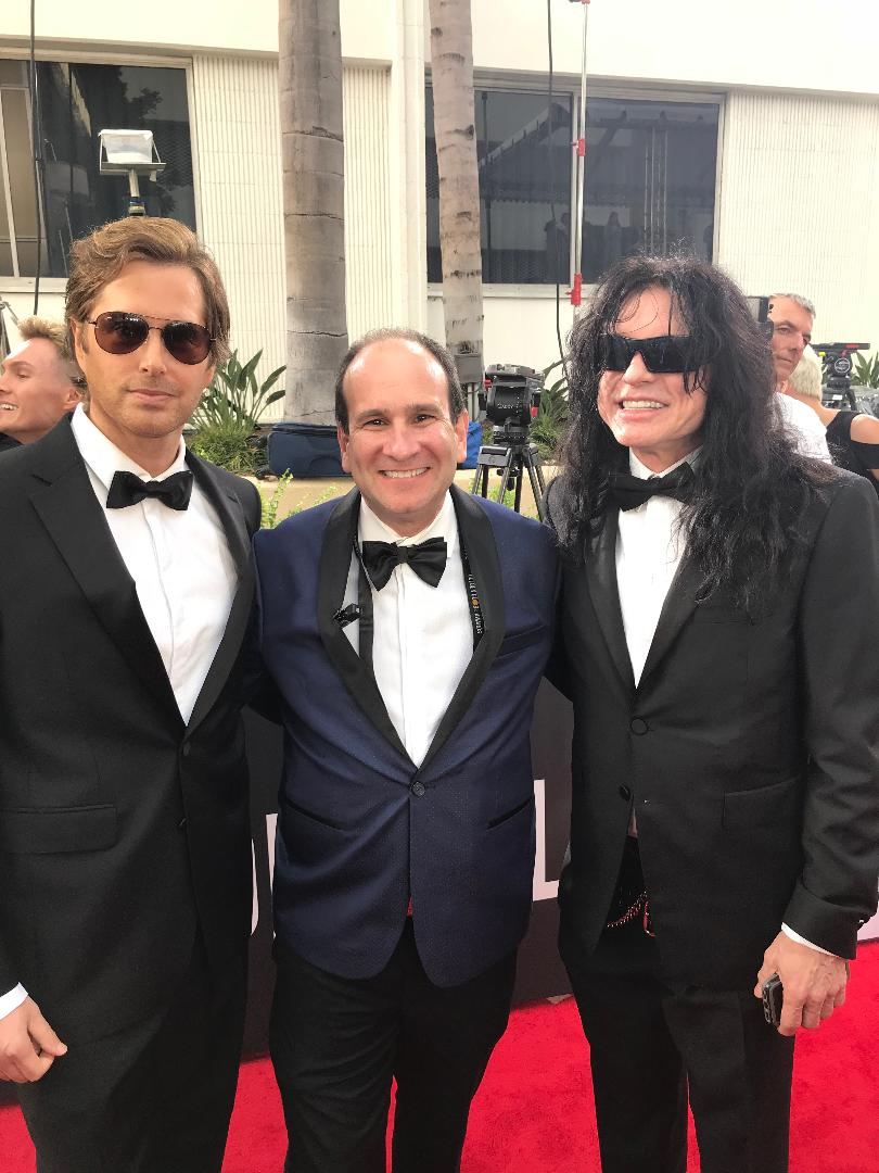Tommy Wiseau and Greg Sestero 1-7-2018 The Room