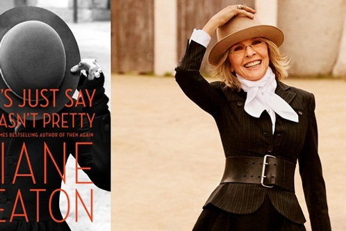 Let's Just Say... SIGNED Diane Keaton