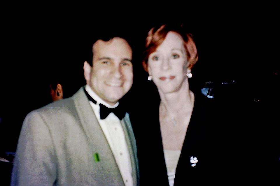 Carol Burnett  3-17-1996 color fixed  Musium of Broadcasting