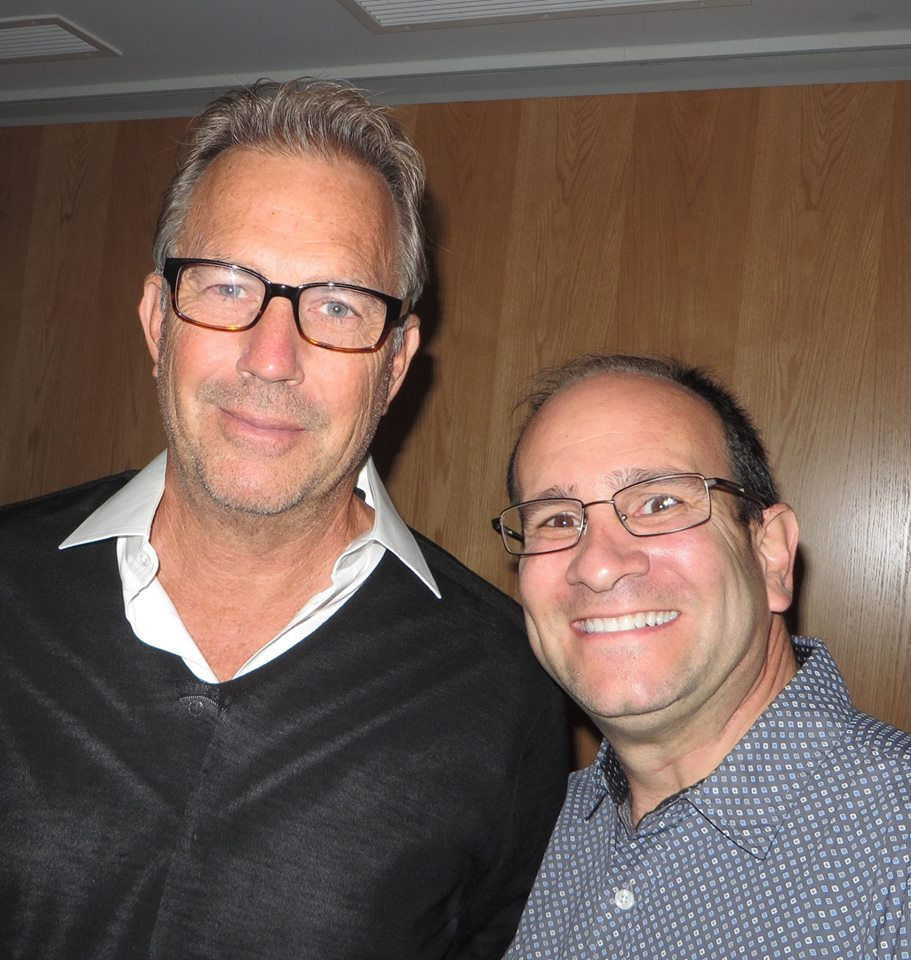Kevin Costner 10-28-2015
