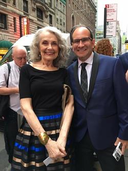 Mary Beth Peil 6-4-2017 Anatasia on Broadway and Gran on Dawsons Creek