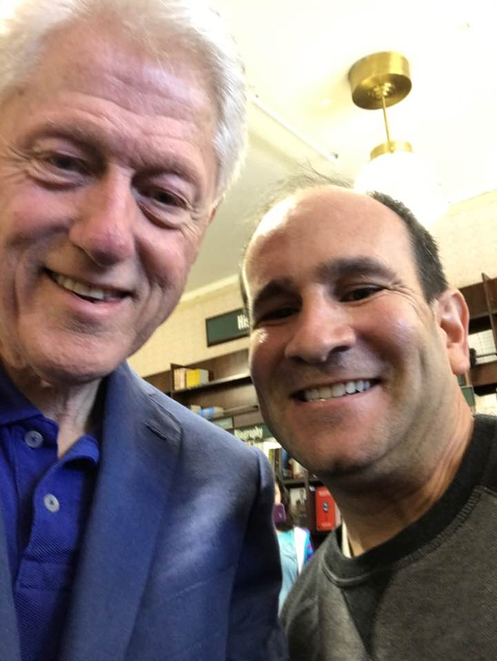 Bill Clinton 6-3-2017 2