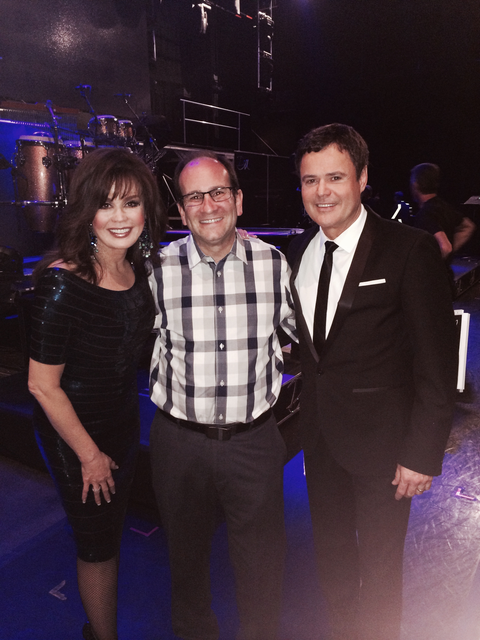 Donny and Marie 1-26-2014