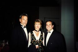 Mark Harman & Pam Dawber