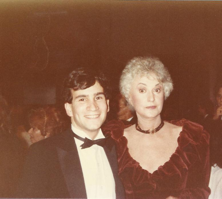Bea Arthur TV Hall of Fame Awards
