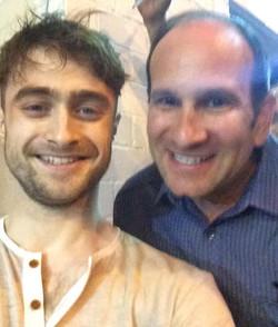 Daniel Radcliffe 6-13-2014