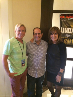 Christopher Atkins and Linda Gray 10-31-2015