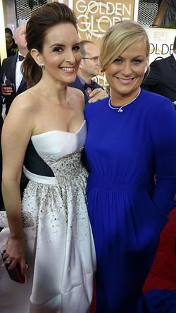 Tina Fay & Amy Polair