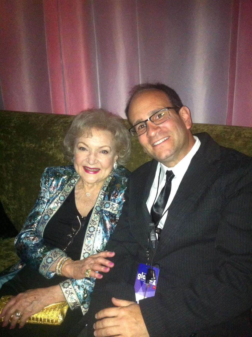 Betty White 4-20- 2013