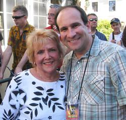 Doris Singleton 9-25-2010 at CBS Radford.JPG