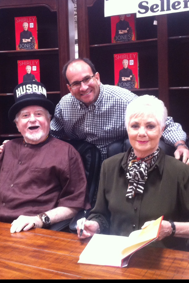 Shirley Jones  & Marty Engles