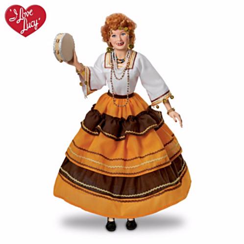 Lucy Operetta Talking Doll