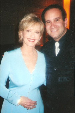 Florence Henderson Emmy Party