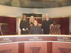 Cast of Hot Bench 4-11-2019 Judge Tanya