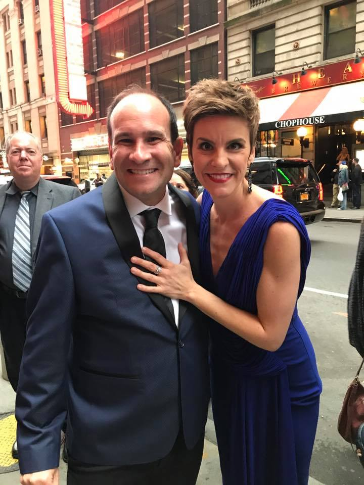 Jenn Colella 6-4-2017 Come From Away