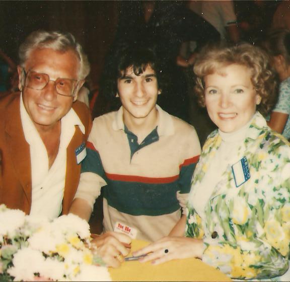 Betty White & Allen Ludden