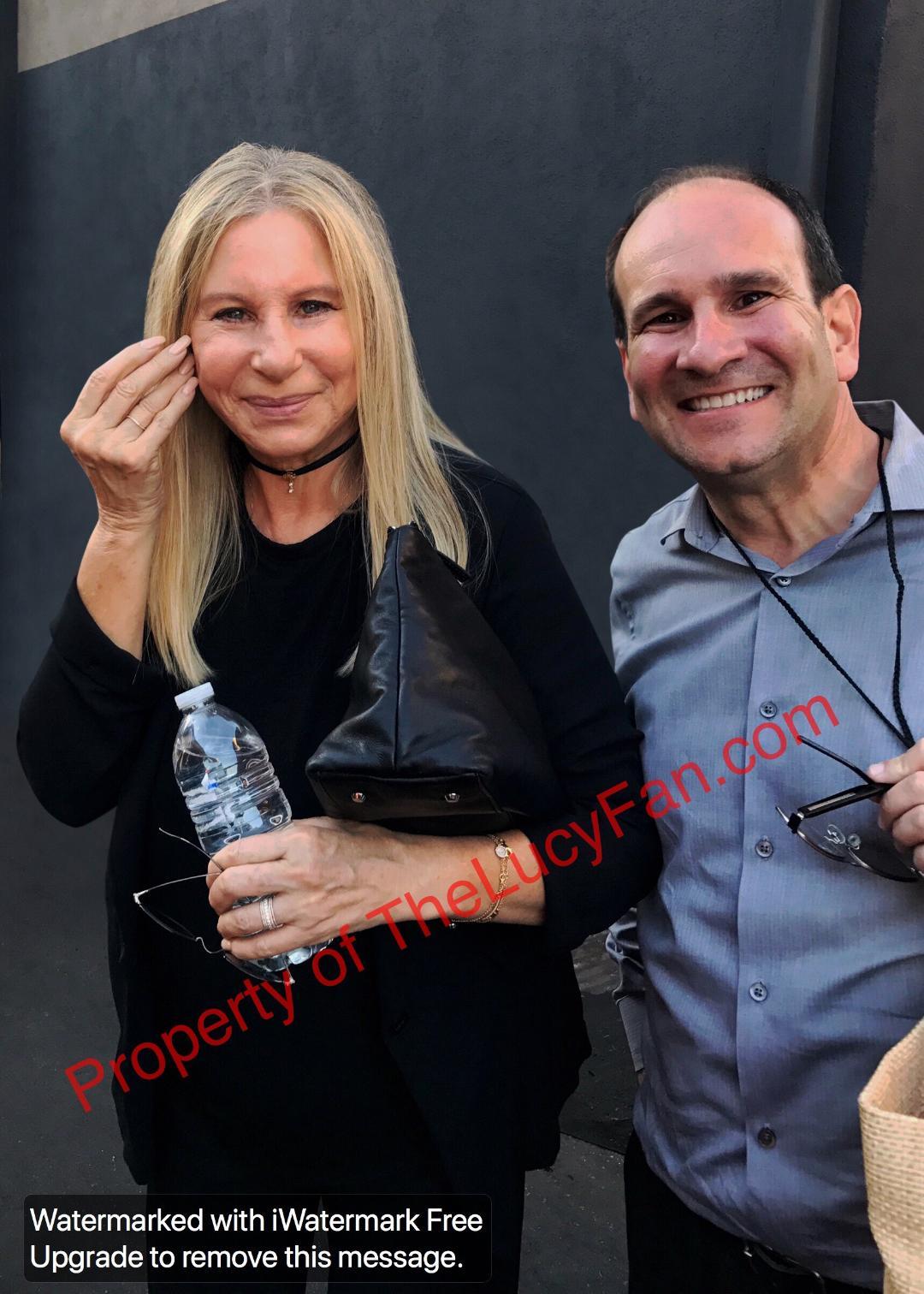 Barbra Streisand 9-12-2017