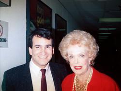 Natalie Schafer April 1989